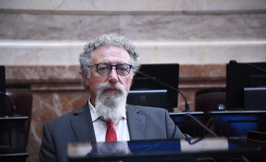Alfredo Luenzo, senador nacional del Frente de Todos por Chubut