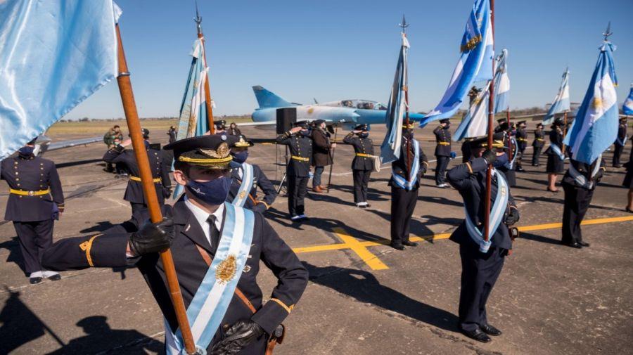 Jorge Taiana Día Fuerza Aérea 20210812