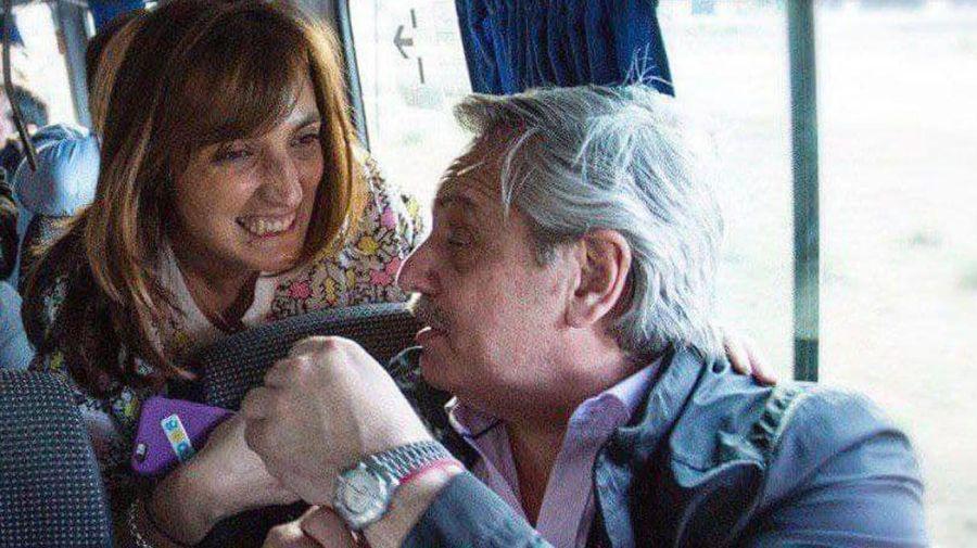 María Luz Alonso, candidata a senadora y mano derecha de Cristina 20210812