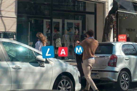 Aparecen las primeras imágenes de Jimena Barón con su nuevo novio