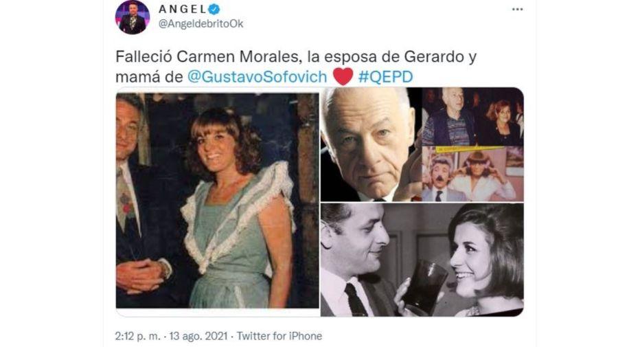 Carmen Morales muerte