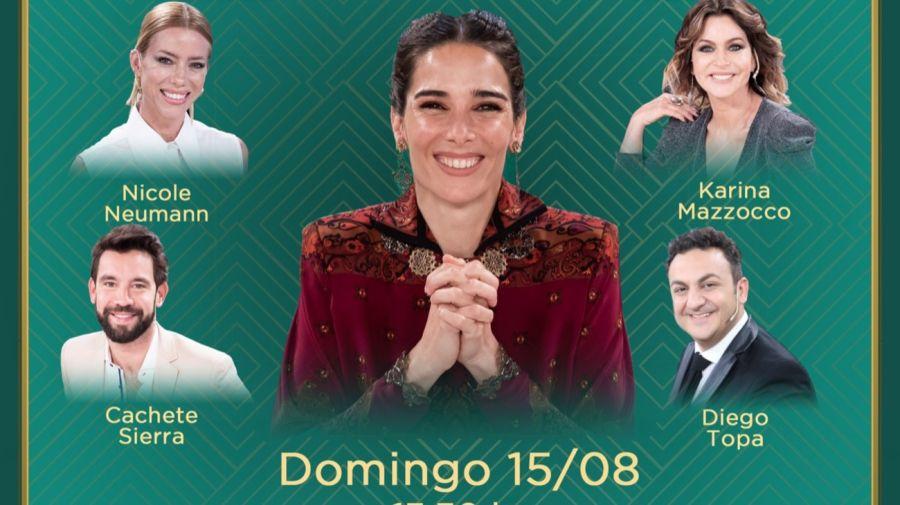 Invitados de Juana Viale