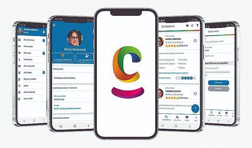 La app que cuida a los adultos mayores