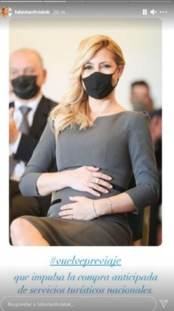 FabiolaYañezcompartió una foto que generó sorpresa en medio del escándalo