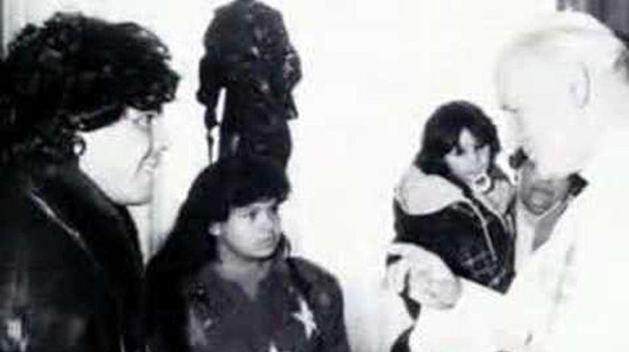 Guillermo Coppola recordó la desopilante anécdota de los Maradona cuando visitaron al Papa
