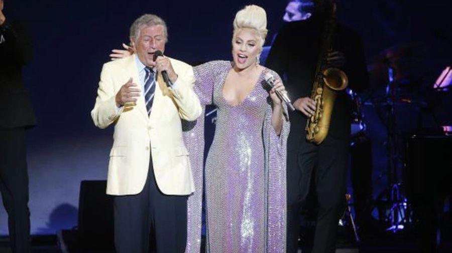 Lady Gaga y Tony Bennett ultimo recital en 2021