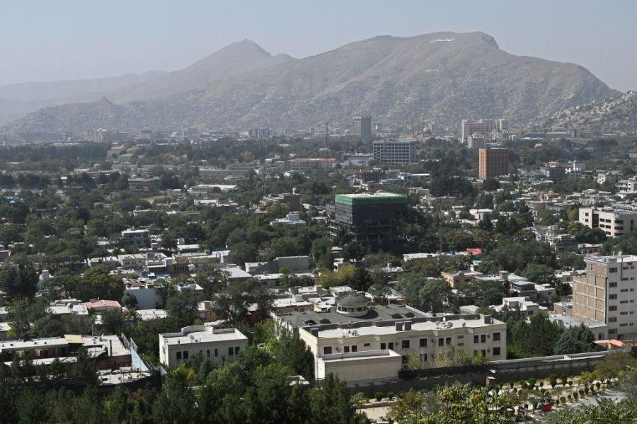 taliban afganistan kabul