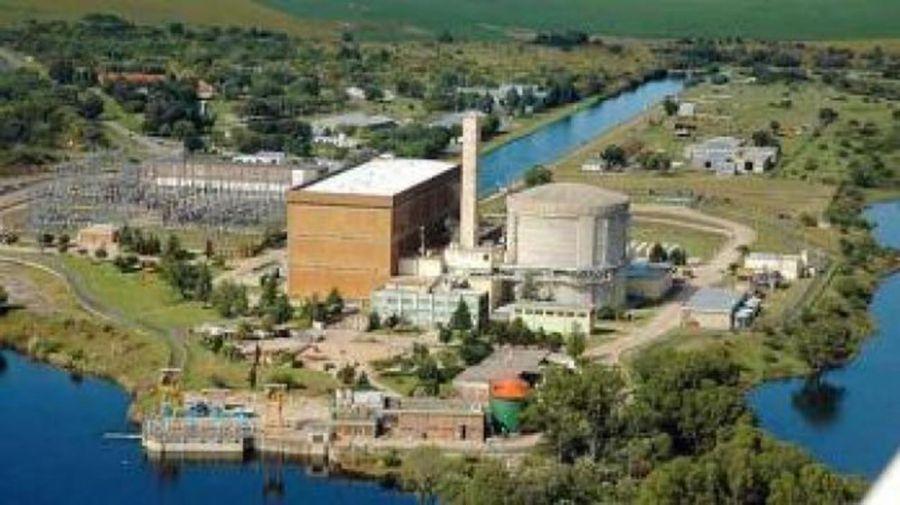 centrales nucleares de Argentina 20210817
