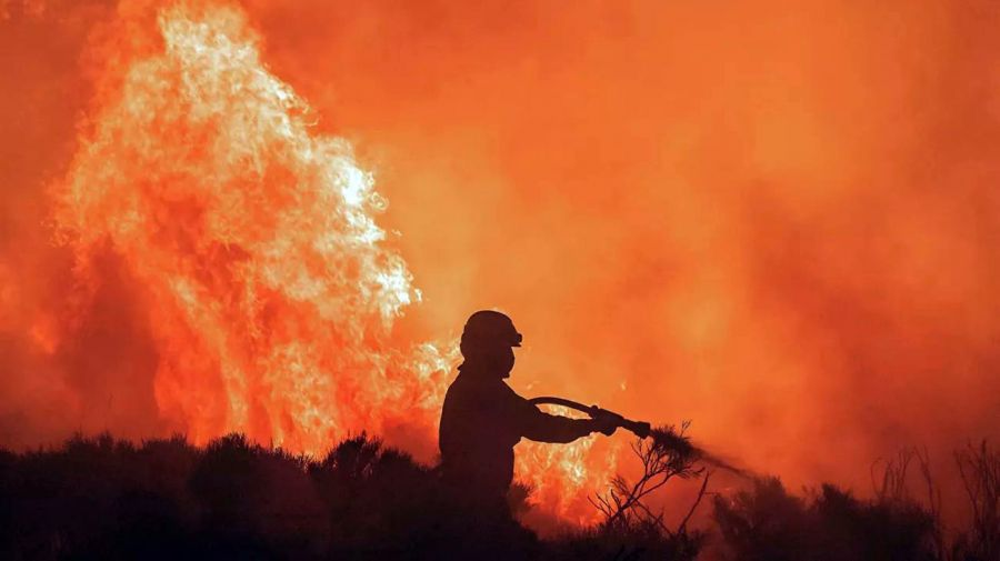 Fotos de incendios 20210817