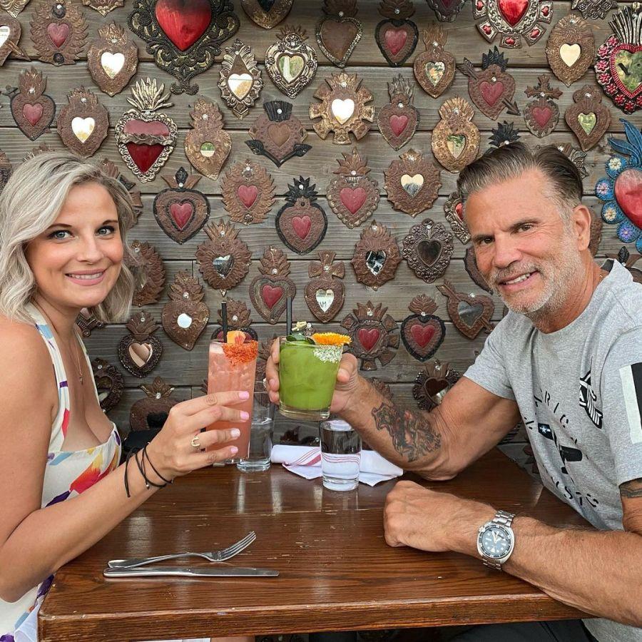 Lorenzo Lamas se casa por sexta vez: conocé a su futura esposa