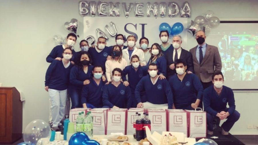 Pareto Hospital San Isidro