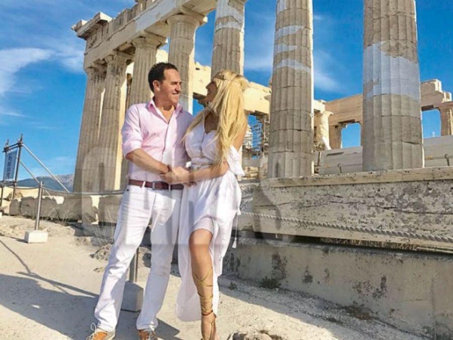 En medio del escándalo con Vicky Xipolitakis: cuál es el origen de la fortuna de Javier Naselli