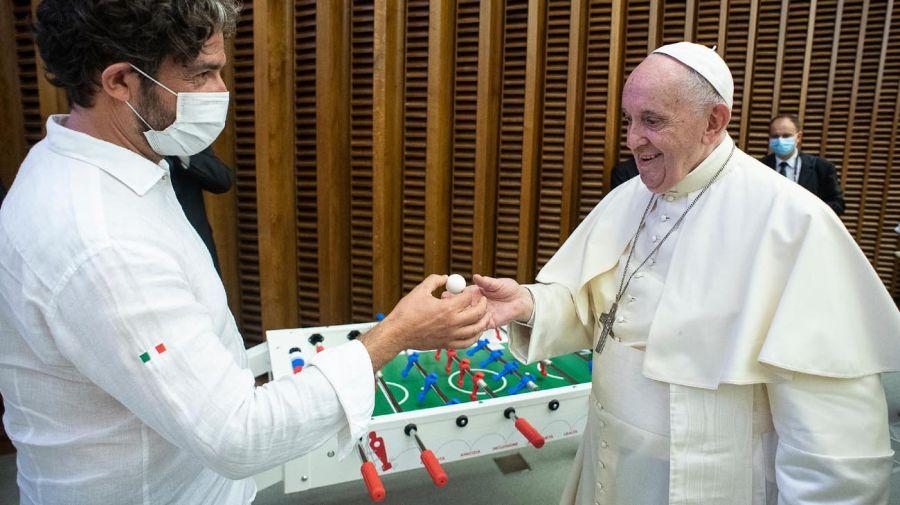 Papa Francisco 20210818