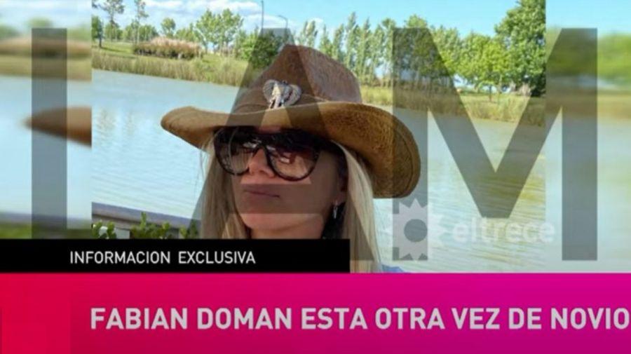 Viviana novia de Fabian Doman