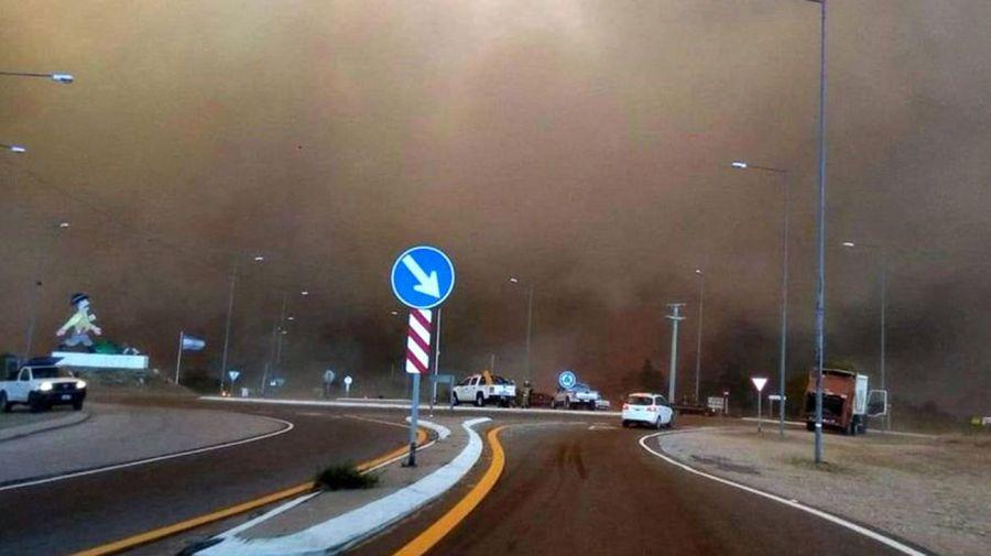 incendios en Córdoba 20210819