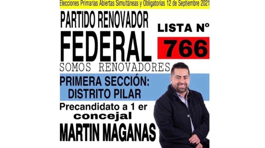 Martin Maganas