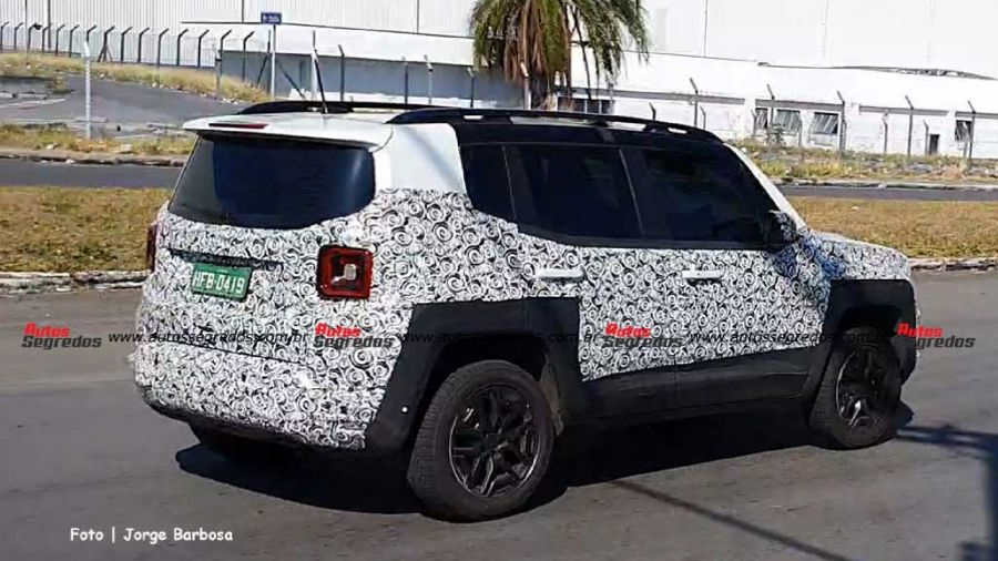 Jeep Renegade 2023