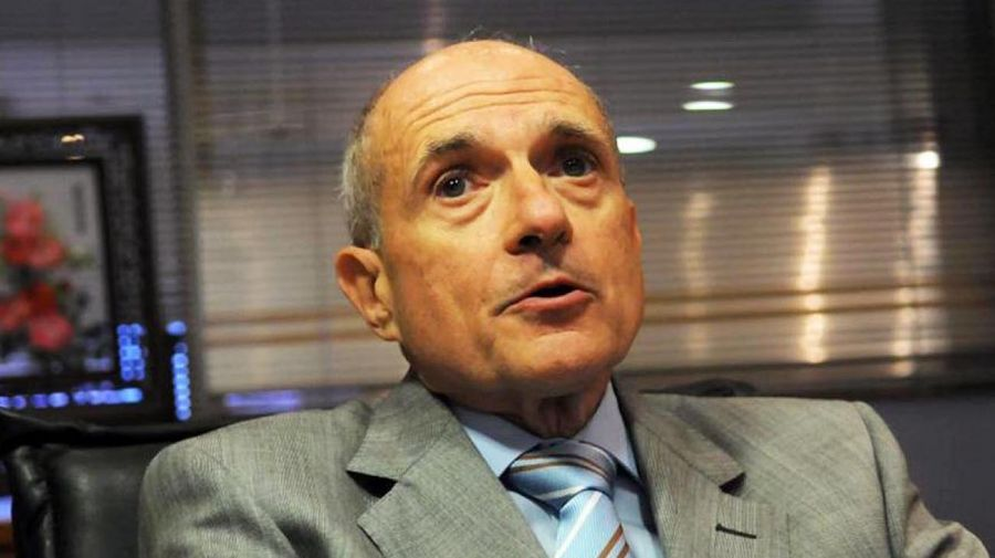 President of Nucleoeléctrica Argentina SA, José Luis Antúnez.
