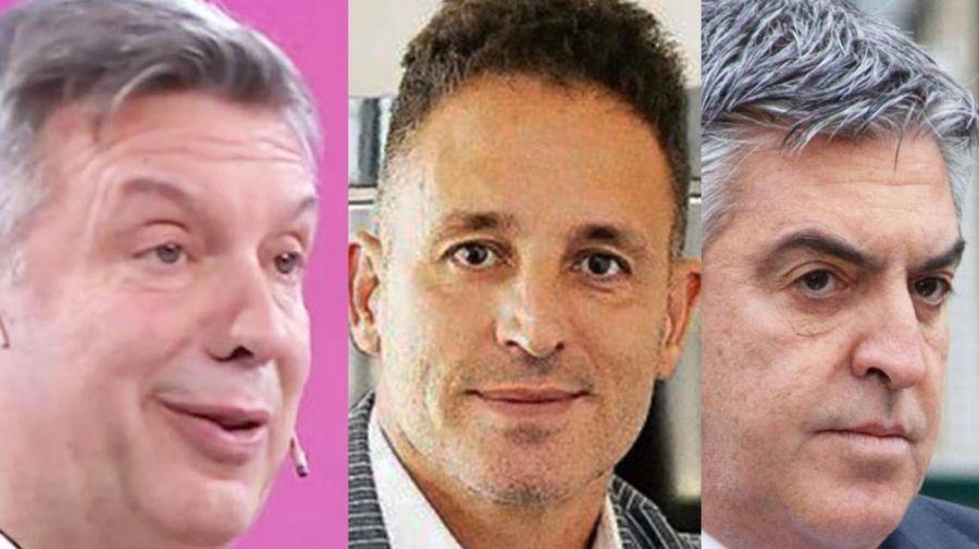 Gregorio Dalbon, Juan Pablo Fioribello y Mauricio D'alessandro 20210823