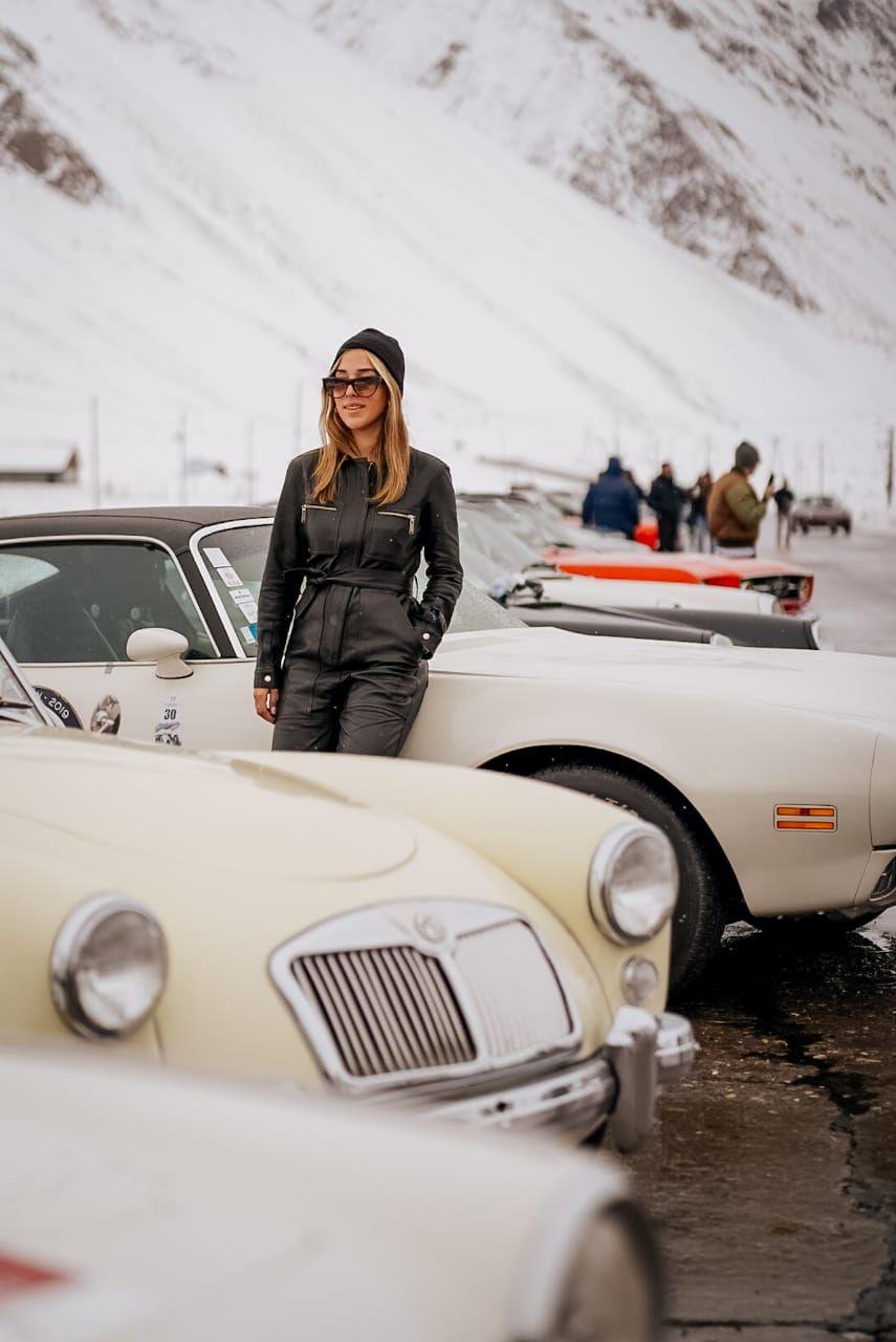 Mendoza: rally de autos clásicos y un viaje en el tiempo al pie de la Cordillera