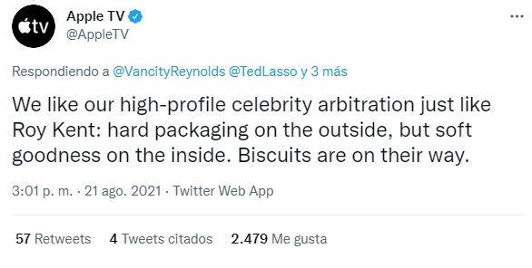 Ted Lasso Ryan Reynolds