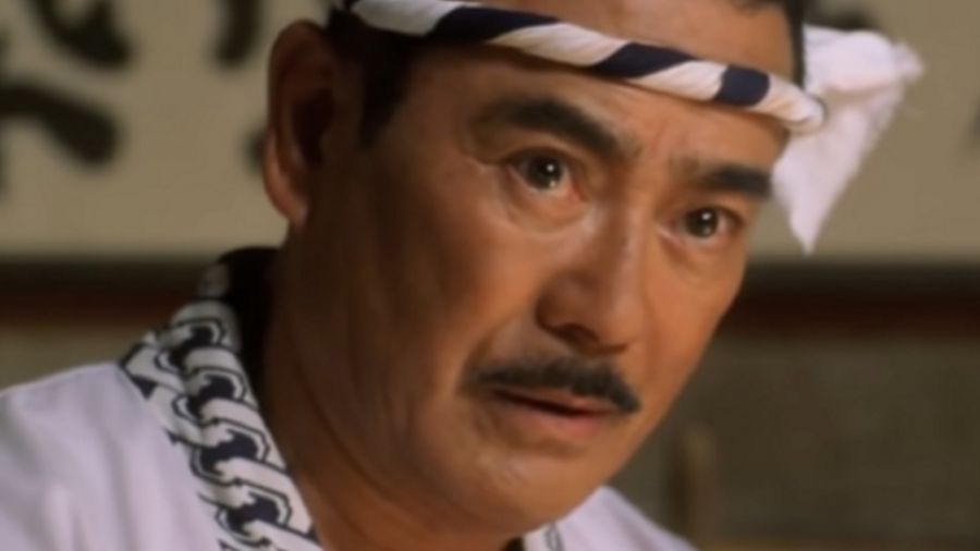 Sonny Chiba, reconocido actor de Kill Bill