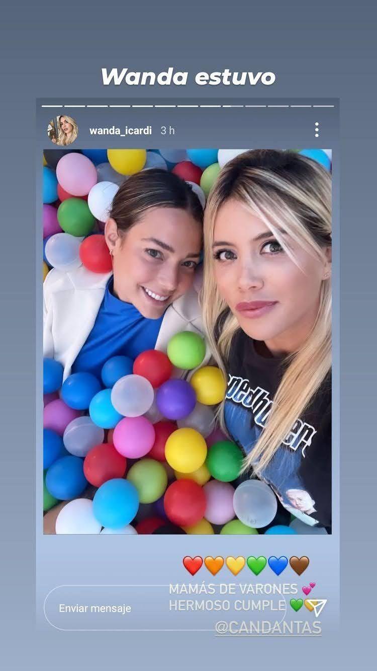 Así fue el cumple del hijo de Neymar en París con los hijos de Anto Roccuzzo y Wanda Nara