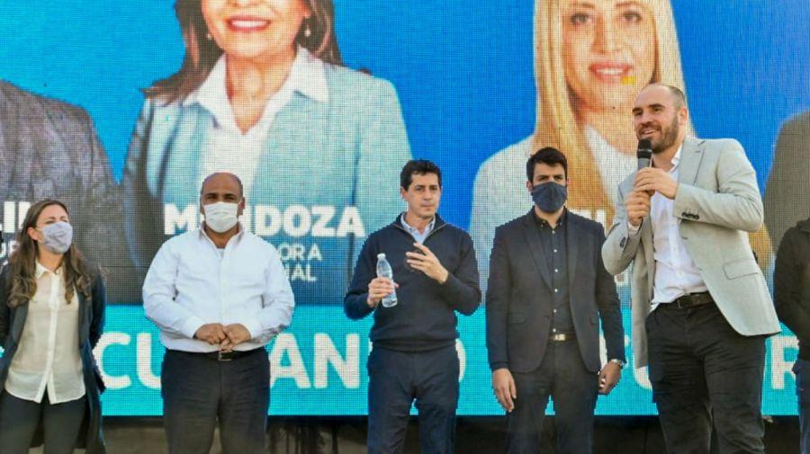Martín Guzman Wado de Pedro Juan Manzur Tucuman g_20210825