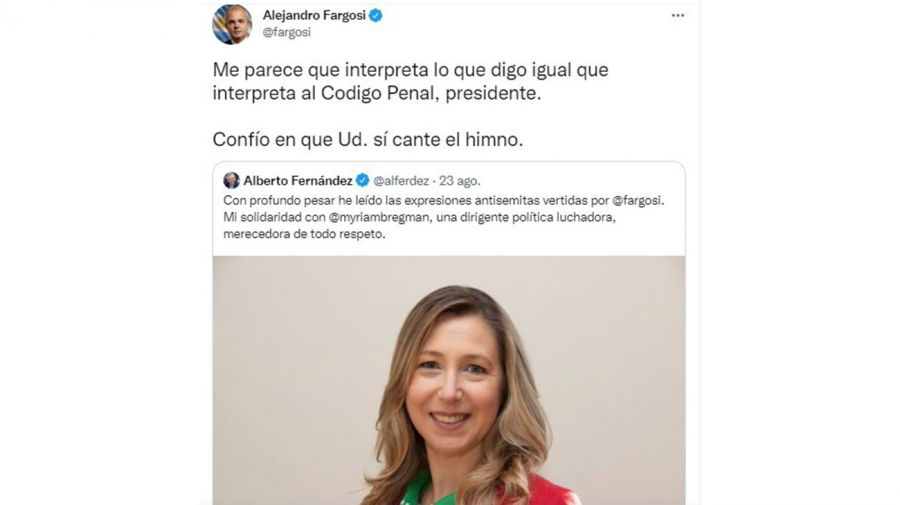 Myriam Bregman y Alejandro Fargosi 20210825
