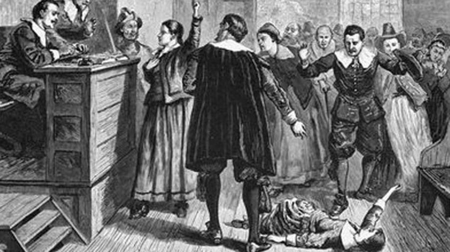 Salem Witch Trials Memorial. 20210825
