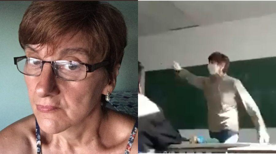 Laura Radetich docente kirchnerista la matanza g_20210826