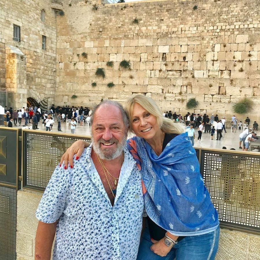 El mal momento de Ana Rosenfeld: su marido está internado por coronavirus en Miami