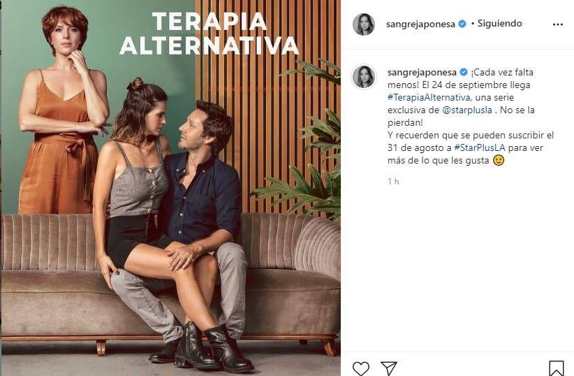 La China Suárez compartió una foto con Benjamín Vicuña pero cerró los comentarios
