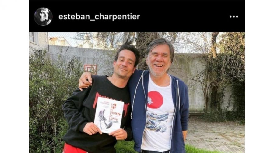 Esteban y Chano Charpentier 0829