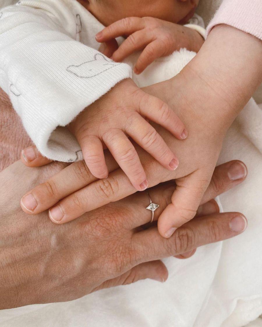 Andy Kusnetzoff y Florencia Suárez: el duro momento que vivieron por la salud de su hijo