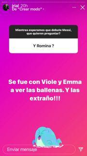 ¿Hubo crisis? Jorge Rial tuvo que enfrentar rumores de separación con Romina Pereiro