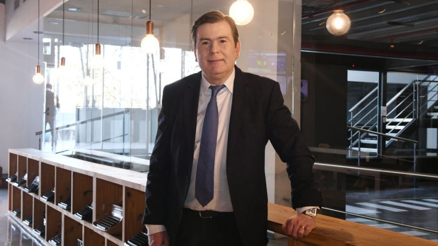 REPORTAJE DE FONTEVECCHIA AL GOBERNADOR GERARDO ZAMORA 20210831