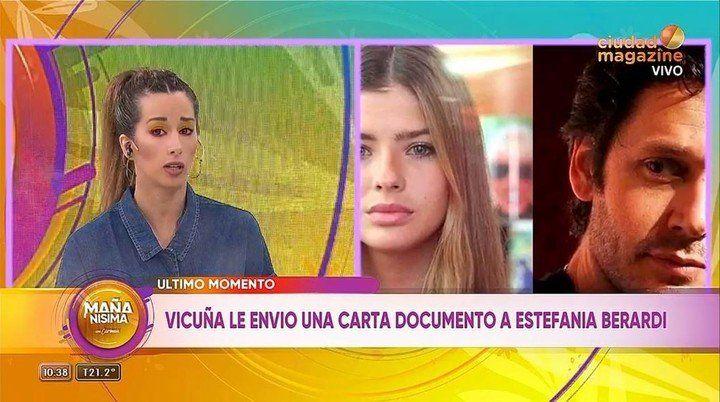 Rocío Marengo contó una incómoda anécdota con la China Suárez:
