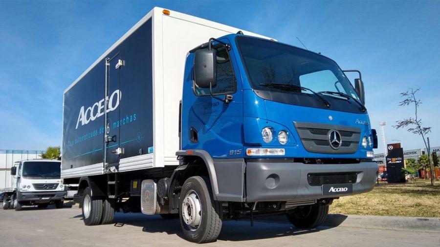 Estos son los camiones que más se vendieron en Argentina en agosto