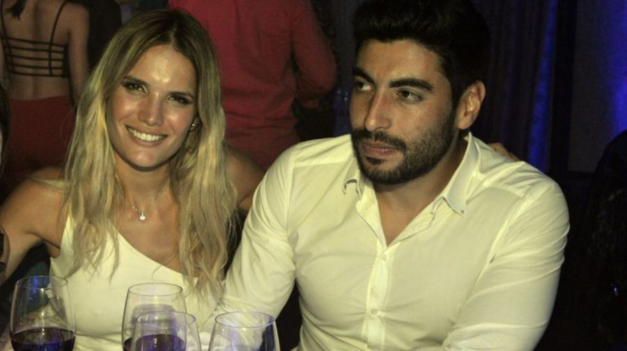 Facundo Moyano y Eva Bargiela