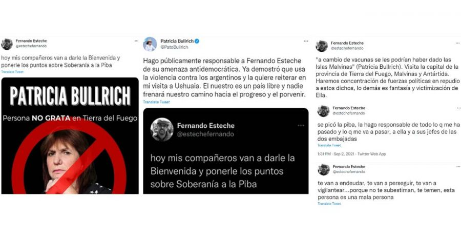 Fernando Esteche y Patricia Bullrich-20210902