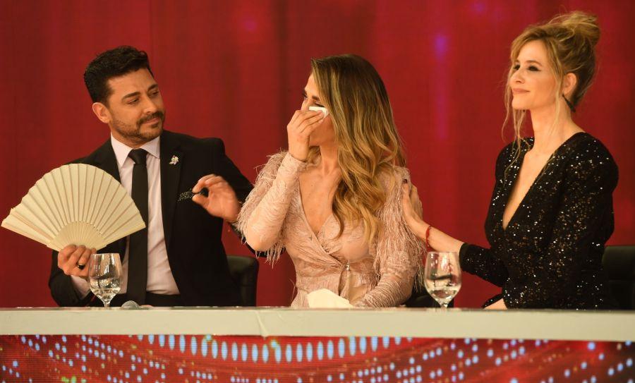 Jimena Barón con nuevo novio pero con el ex en la piel