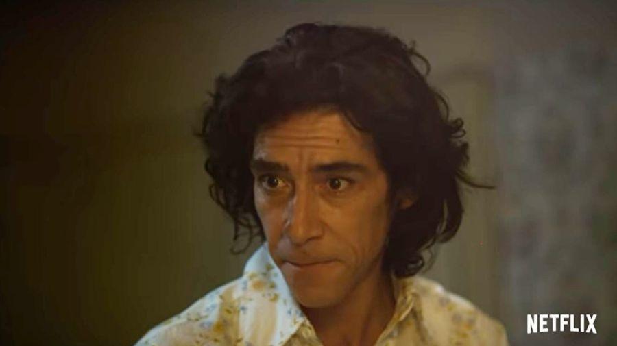 Luisito Rey en Luis Miguel la serie 3