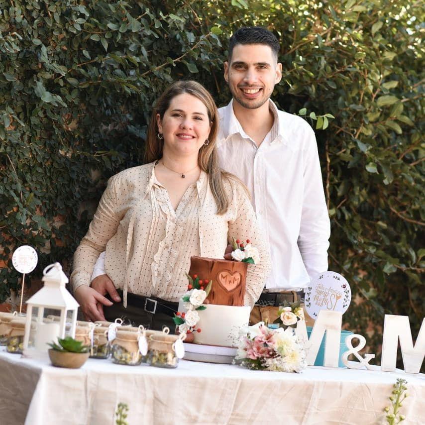 Marianela Pedano, Maru de Chiquititas, se casó: mirá su álbum de bodas