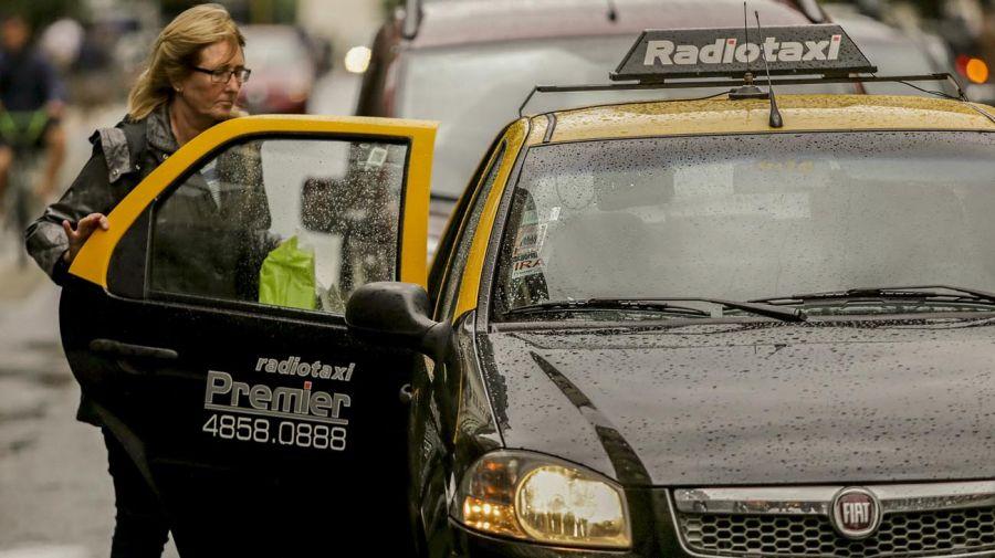 Taxis de la ciudad de Buenos Aires 20210902