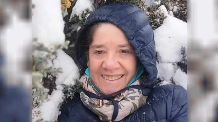 Marcela López, la mujer desaparecida en Santa Cruz.