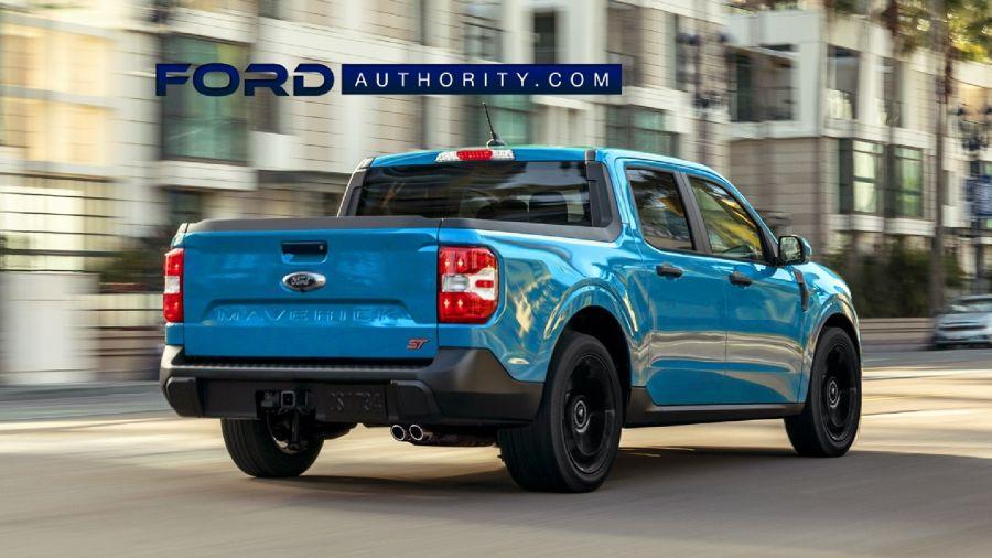 Ford Maverick ST