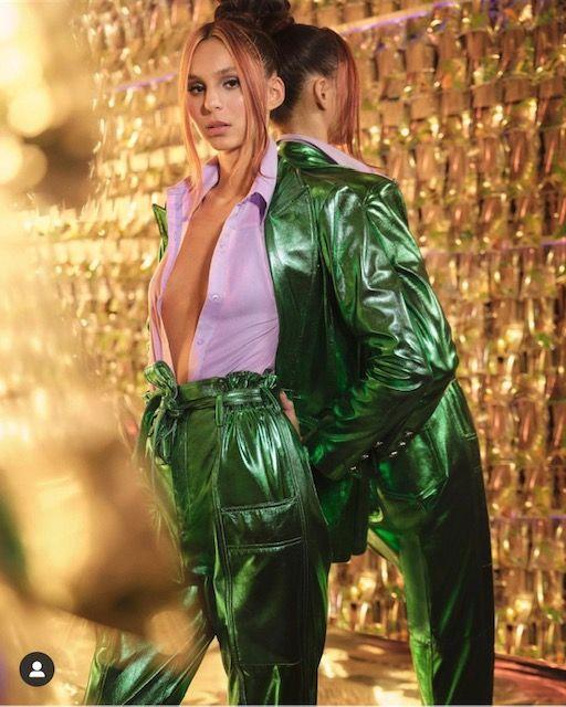 Juanita Tinelli deslumbra como modelo de su hermana, Mica: mirá las fotos súper sensuales