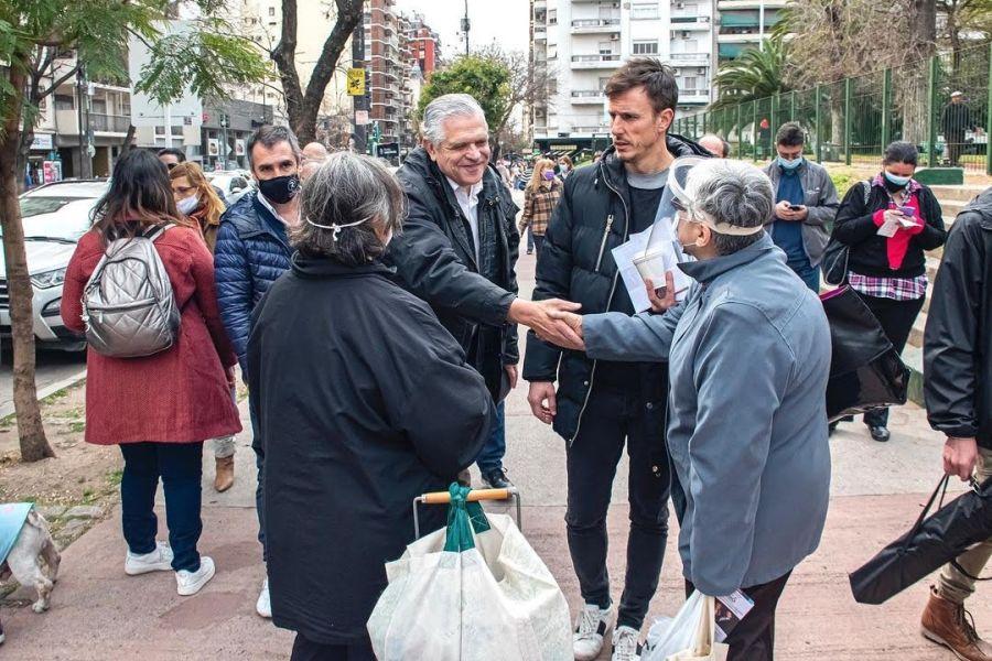 Roberto García Moritán contó cómo fue la charla con Pampita antes de incursionar en política