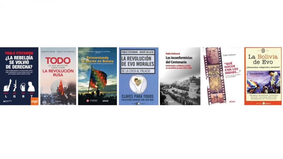 La experiencia de Stefanoni en Bolivia lo llevó a escribir varios textos sobre el gobierno de Evo Morales. Su último ensayo es sobre el avance de la derecha global.